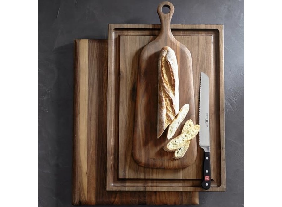 """Classic 9"""" Double Serrated Bread Knife"""