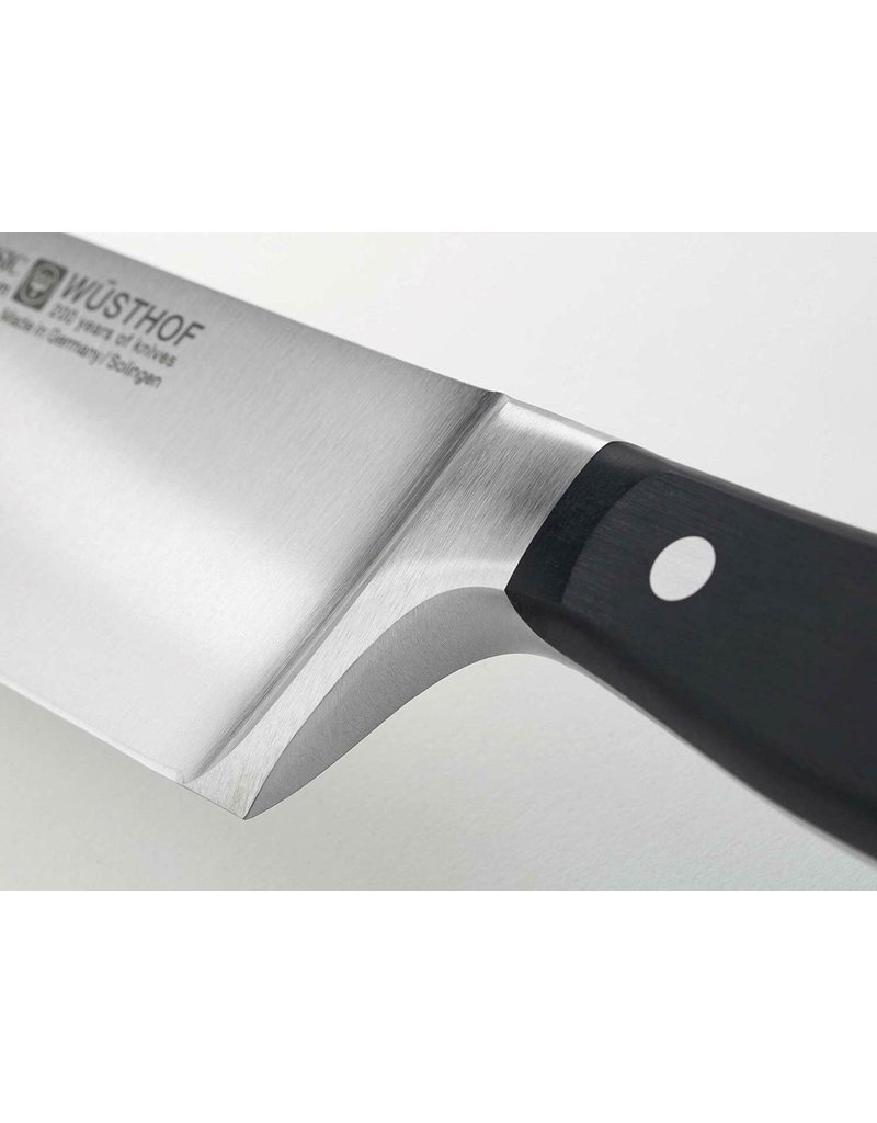 """Wusthof Classic 8"""" Extra Wide Chef Knife"""
