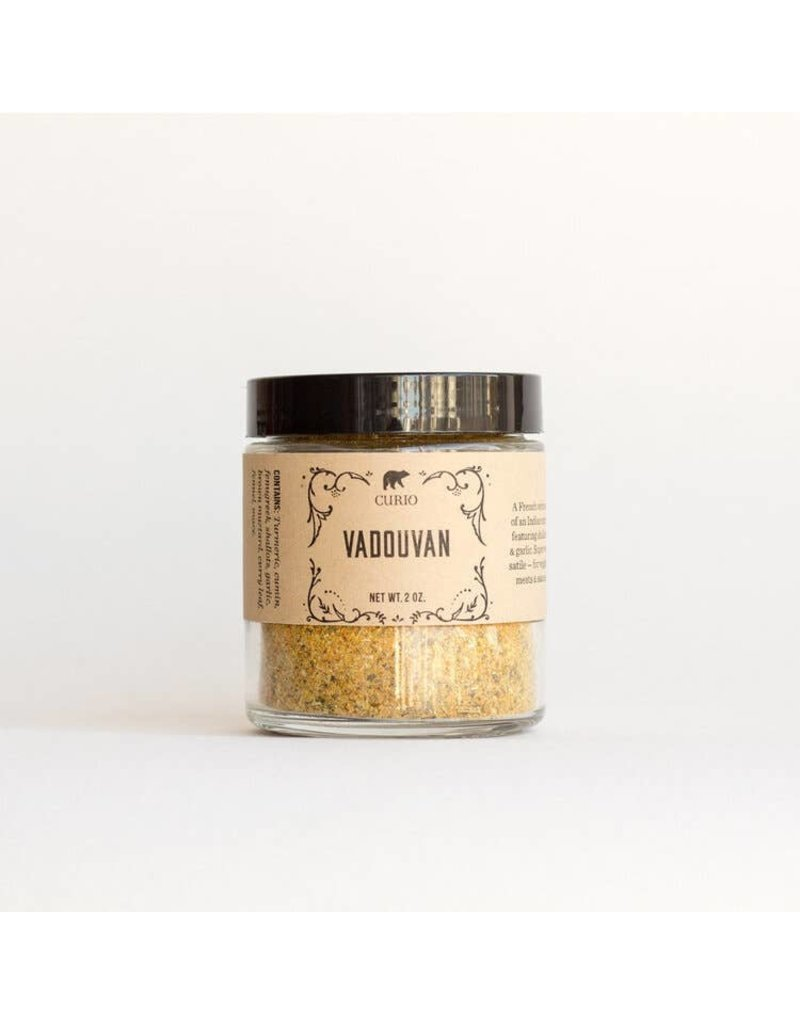 Curio Spice Co. Vadouvan