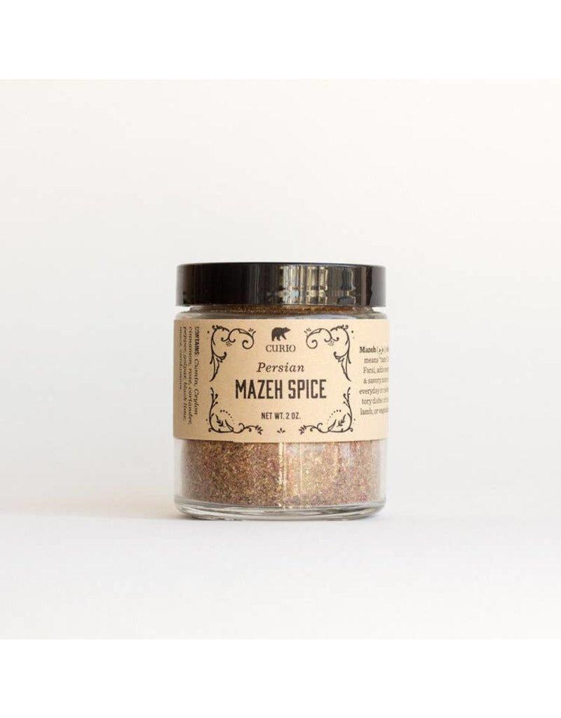 Curio Spice Co. Mazeh Spice