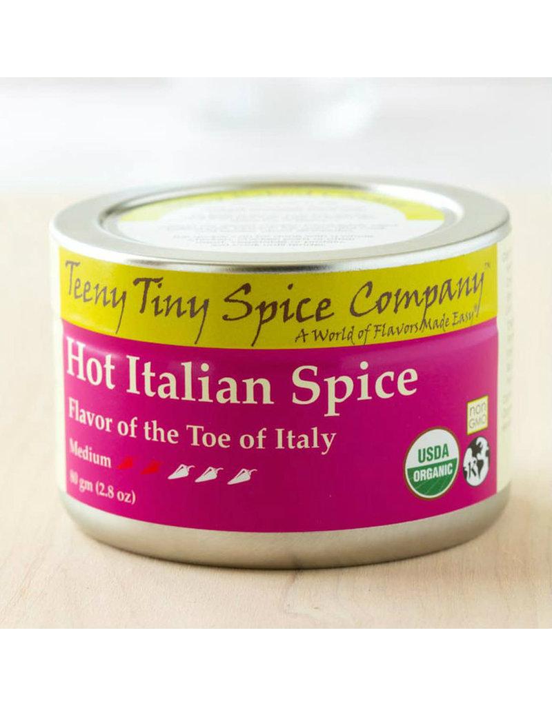 Teeny Tiny Spice Co Hot Italian Spice