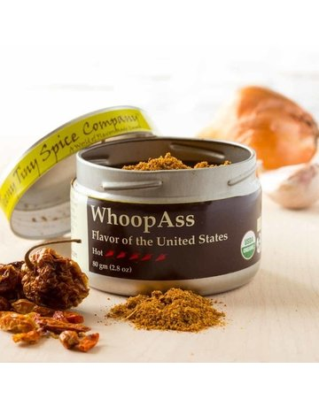Teeny Tiny Spice Co Whoop Ass