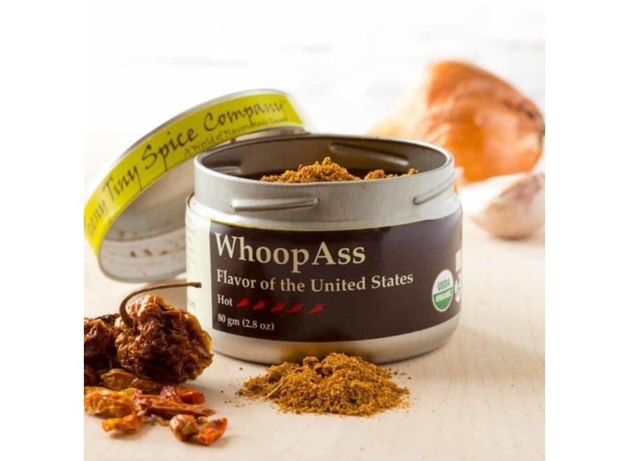 Organic Whoop Ass 2.8 oz.