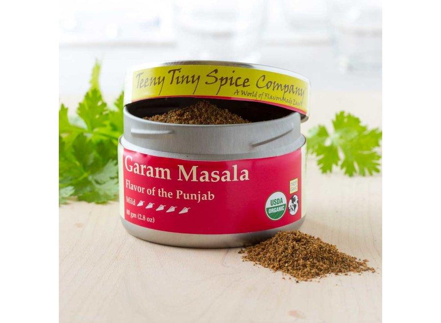 Organic Garam Masala 2.8 oz.