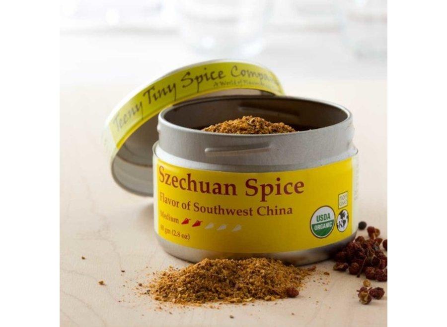 Organic Szechuan Spice 2.8 oz.