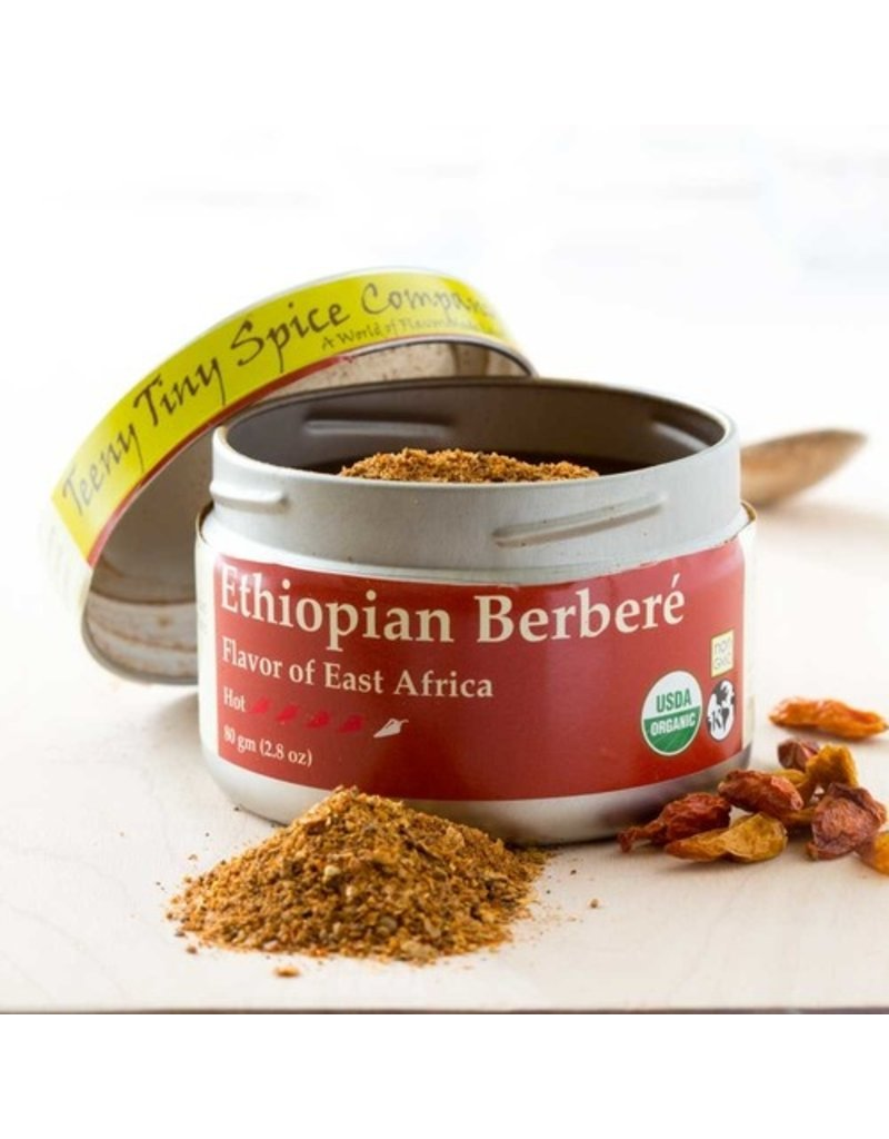 Teeny Tiny Spice Co Ethiopian Berbere