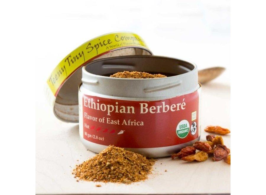 Organic Ethiopian Berbere 2.8 oz.