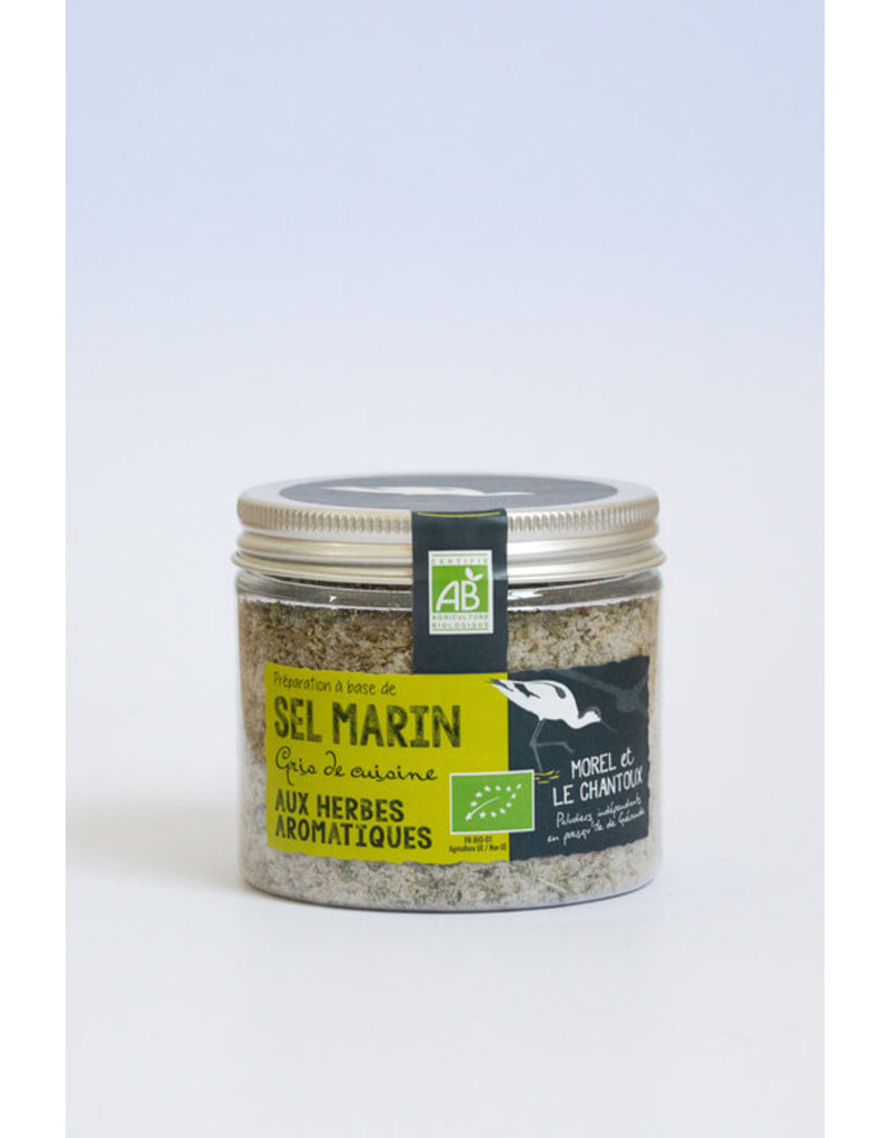 Louissel Sel Marin with Aromatic Herbs