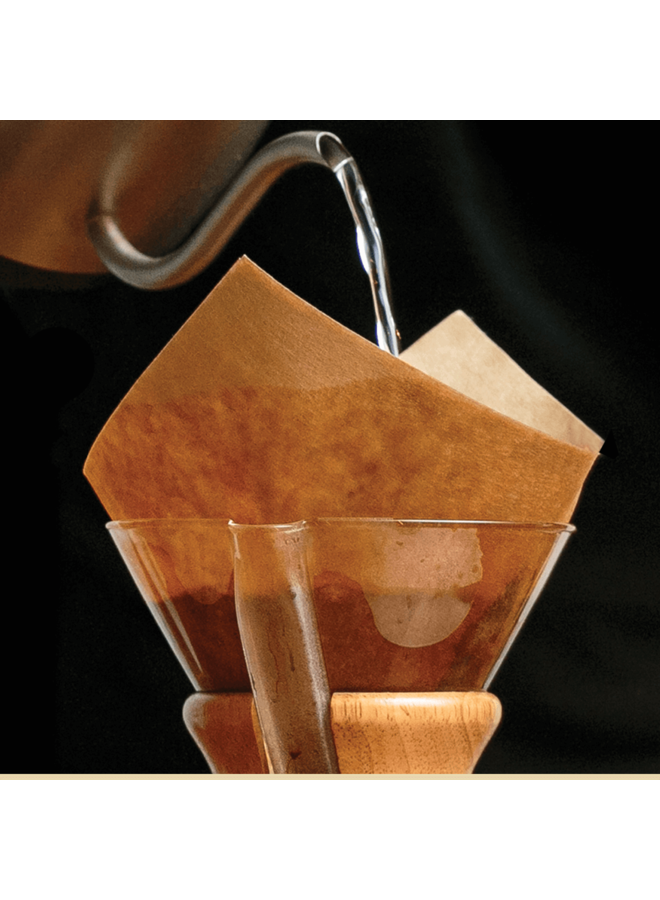 Pre Folded Square Coffee Filters