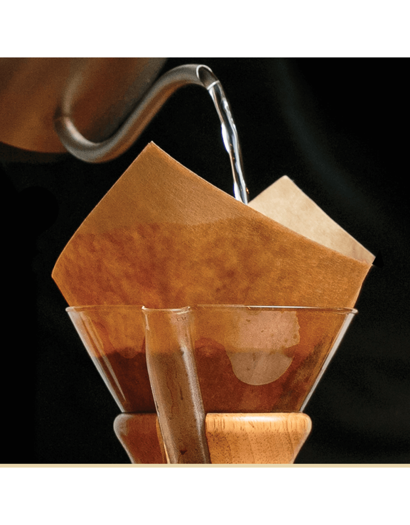 Chemex Pre Folded Square Coffee Filters
