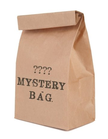 Cookie Cutter Mystery Bag