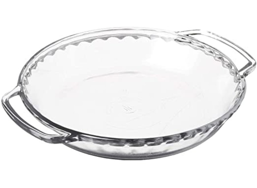 Deep Pie Baking Dish, Glass, 9-Inch