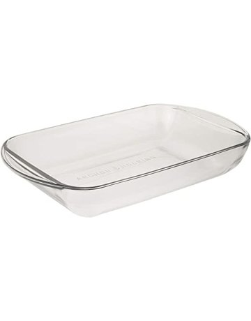 "Fire King Glass 11"" x 13"" Baking Dish"