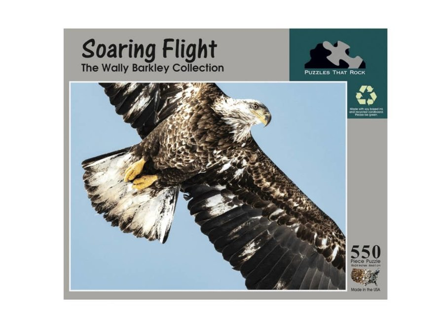 Soaring Flight Jigsaw Puzzle 550 Piece