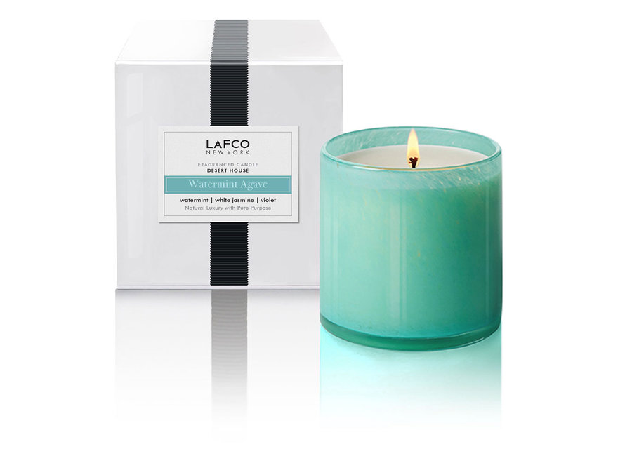 Candle Watermint Agave 15.5 oz