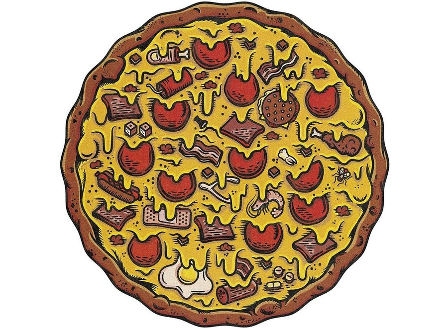 Meat Lovers Pizza Puzzle