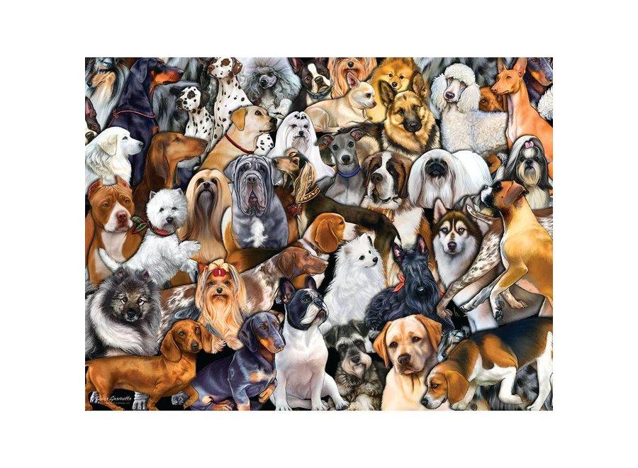 Dog World 300 pc Puzzle