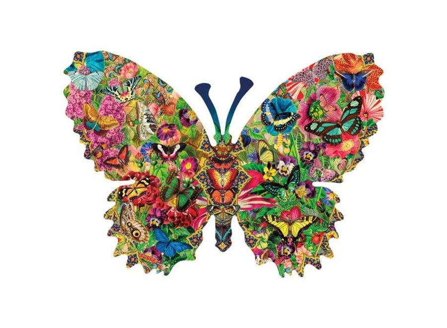 Butterfly Menagerie 1000 pc Puzzle