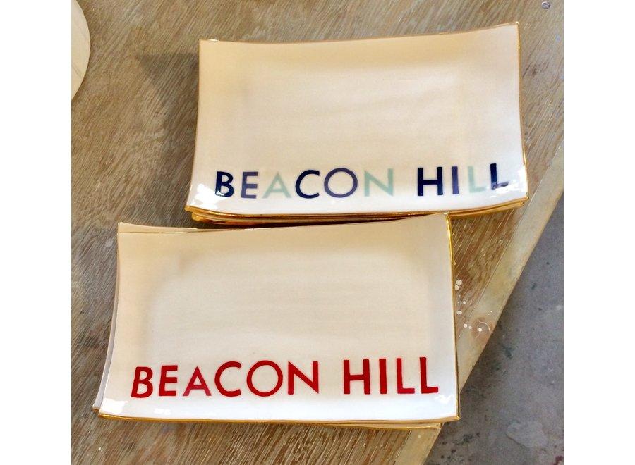 Canape Tray Custom Beacon Hill