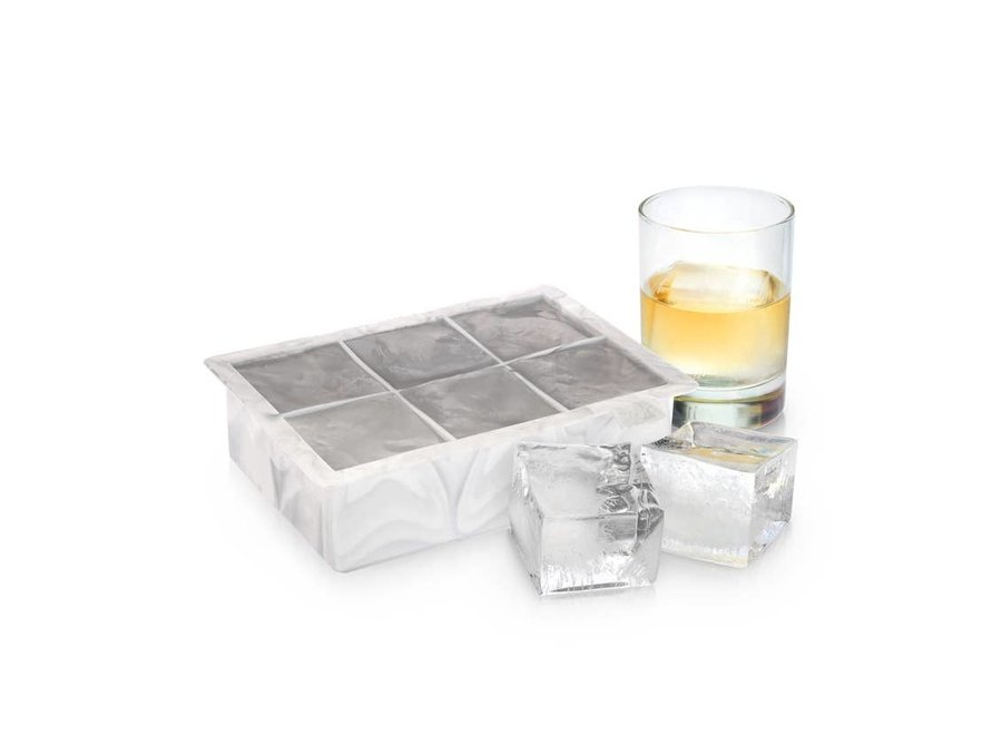 Marbled Ice Cube Tray