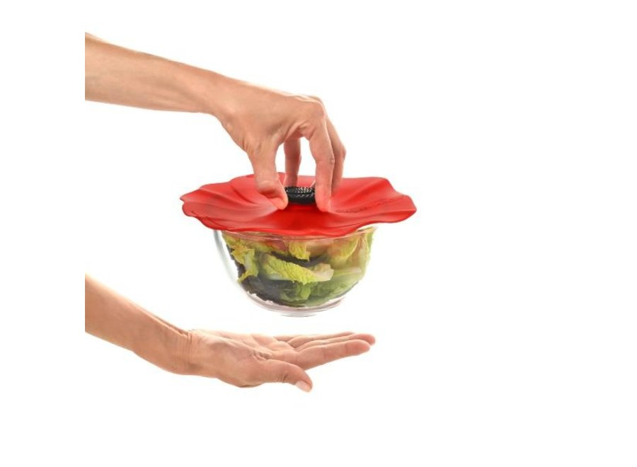 Poppy Food Storage Covers