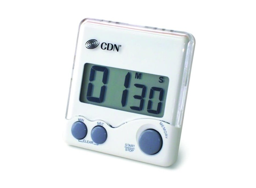 Loud Alarm Large Digit Timer