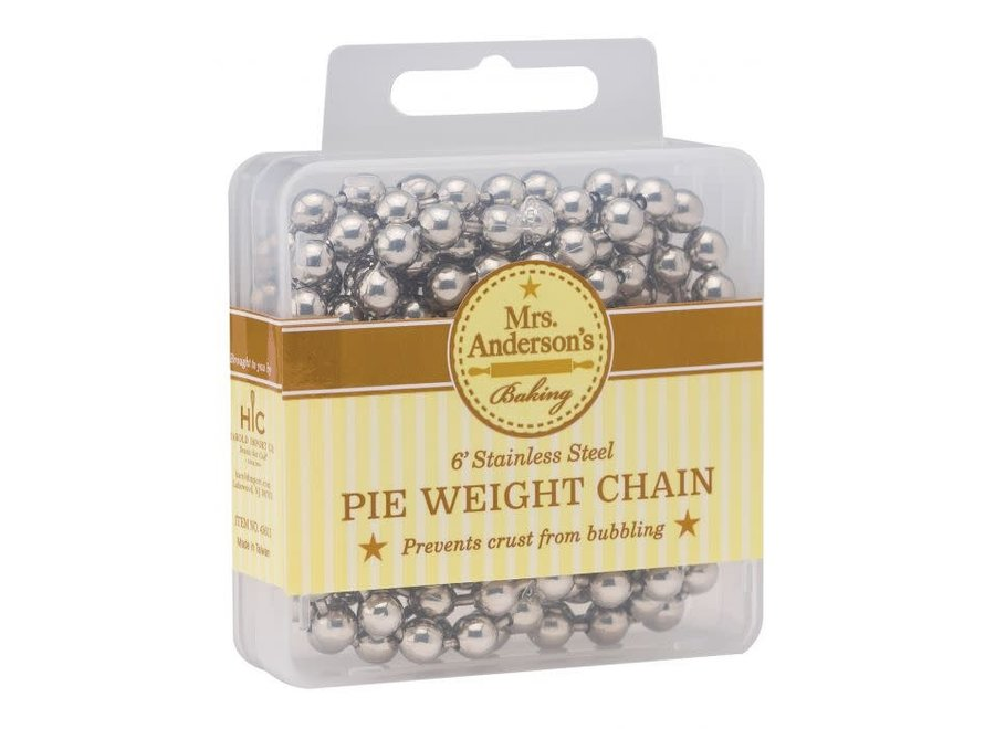 Pie Weights, Metal Chain