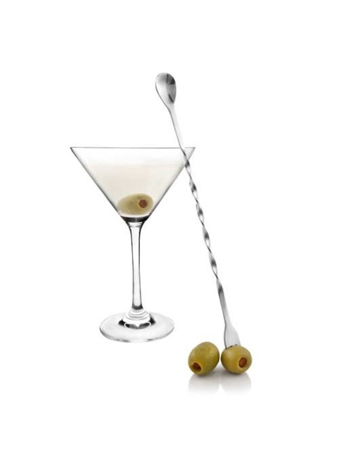 Trident™: Cocktail Spoon with fork