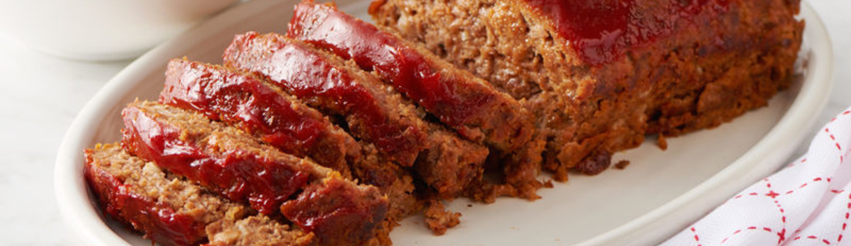 Our Store Manager's Favorite Meatloaf Recipe
