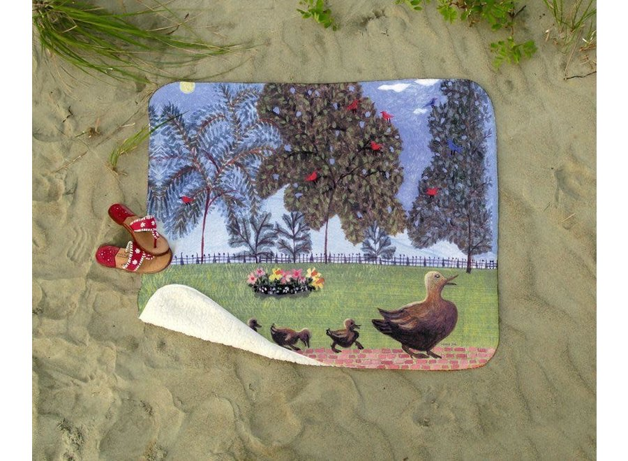 Blanket Duckling Spring Eternal ~ Blackstone's Exclusive