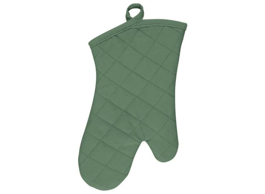 Solid Colored Oven Mitt