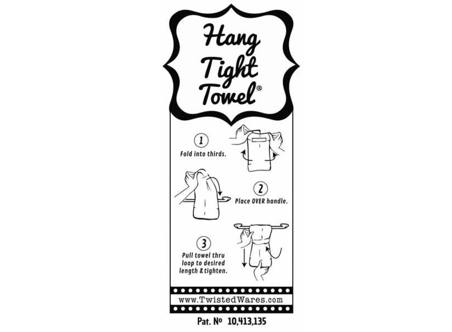 Towel Flour Sack When in Doubt Pull It Out