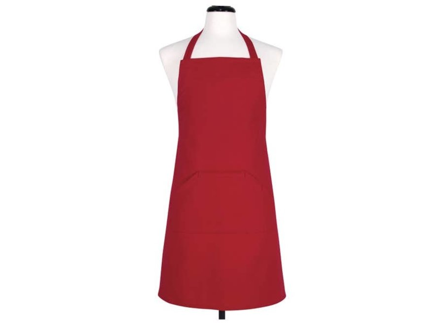 Apron kid cherry