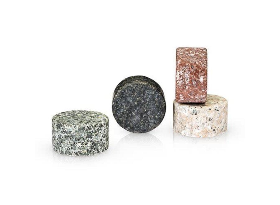 Glacier Rocks Multi-Color Chilling Stones