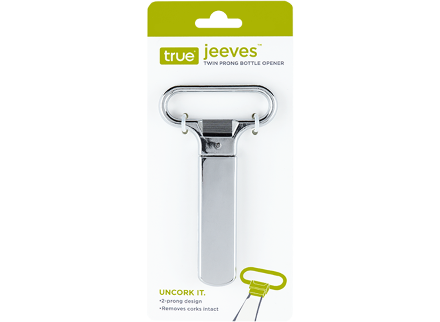 Jeeves: Twin Prong Bottle Opener