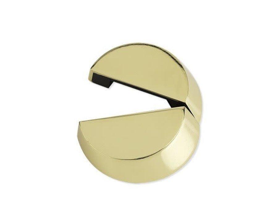 Cutlass: 6-Blade Foil Cutter Gold