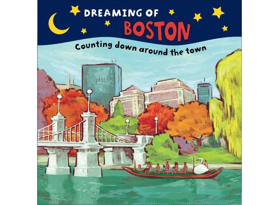 Book - Dreaming of Boston