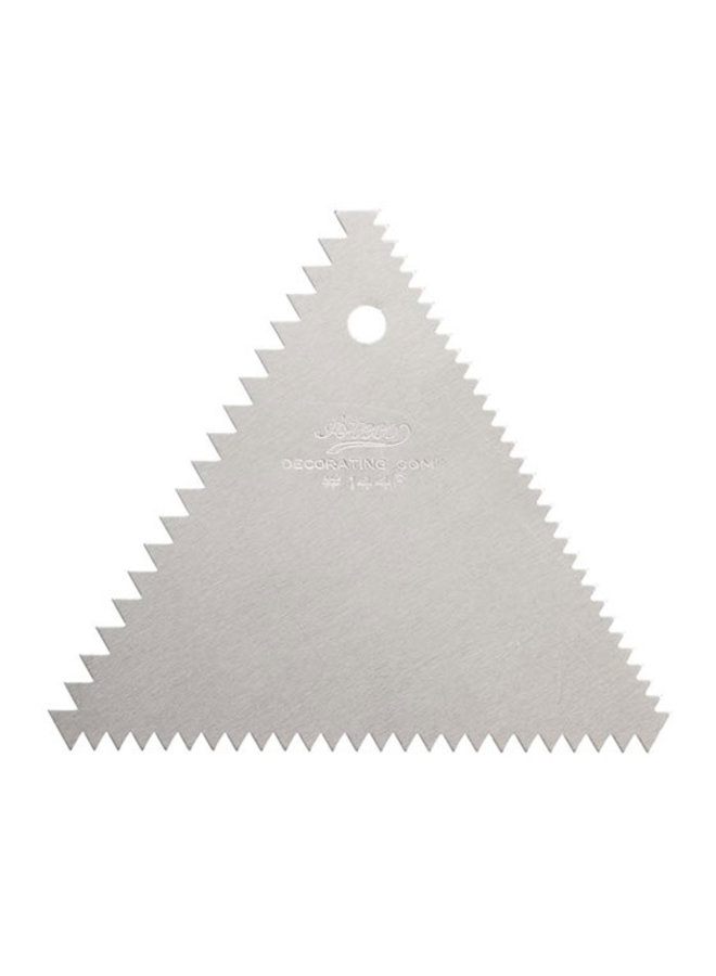 Ateco Decorating Comb Triangle