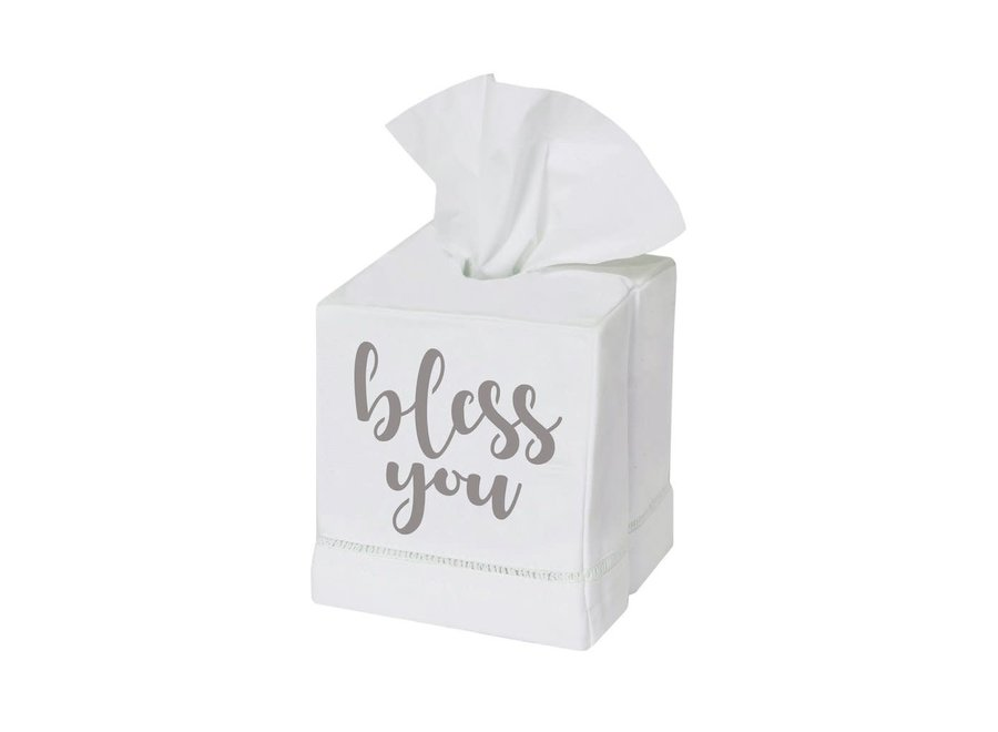 Tissue Box Cover Italic