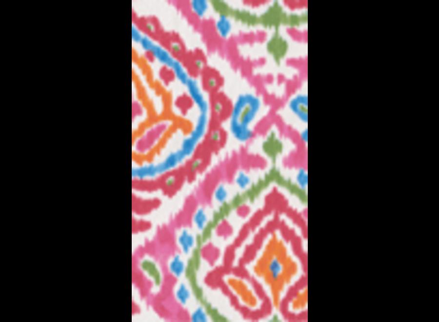 Java Ikat Paper Guest Towel Napkins - 15 Per Package