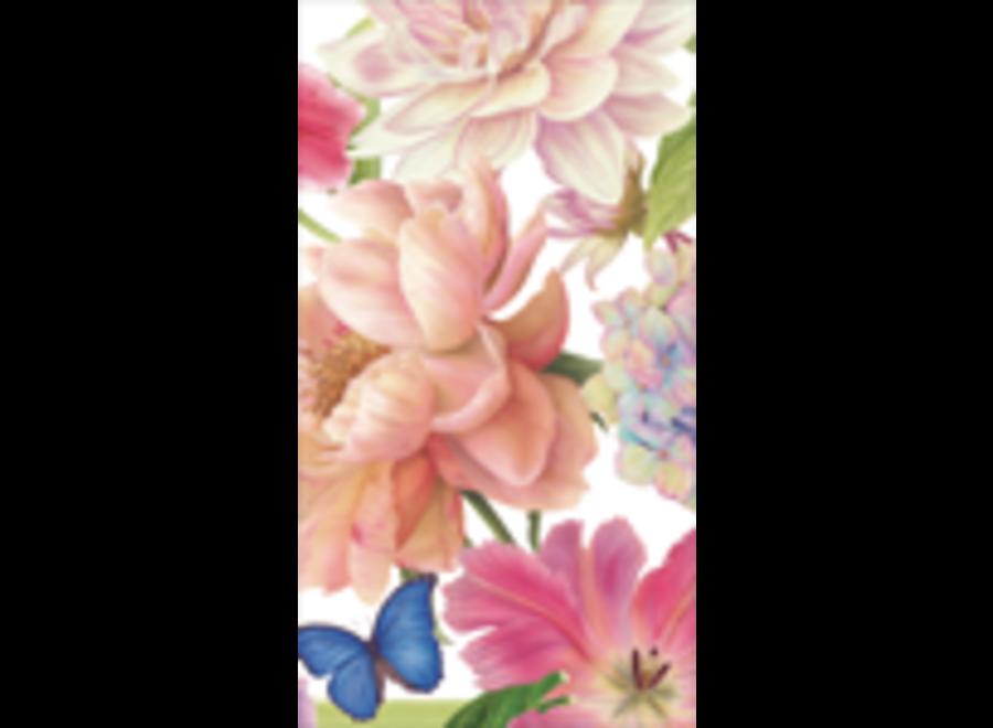Chelsea Garden Paper Guest Towel Napkins - 15 Per Package
