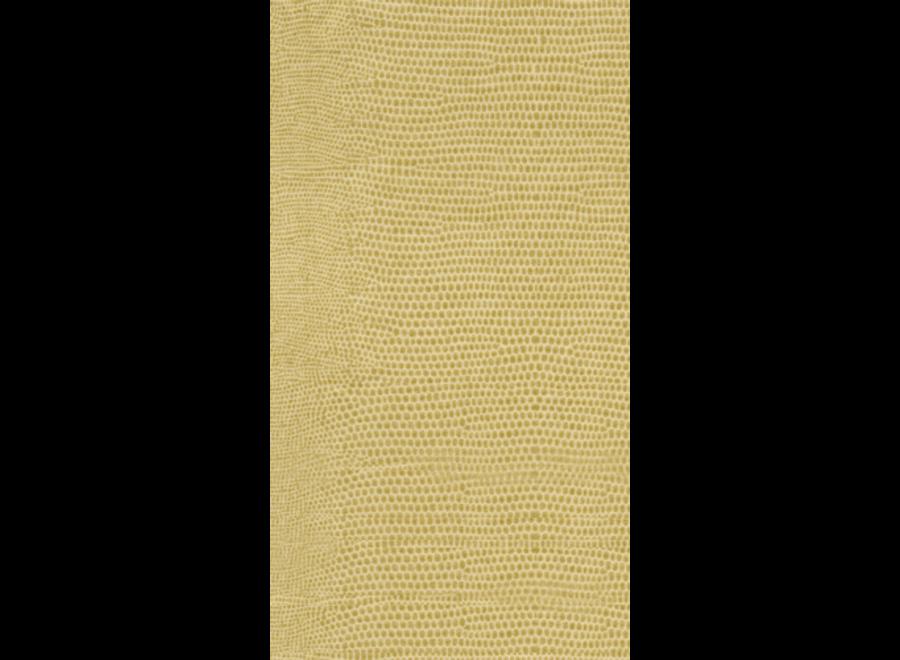 Lizard Paper Linen Guest Towel in Gold - 12 Per Package