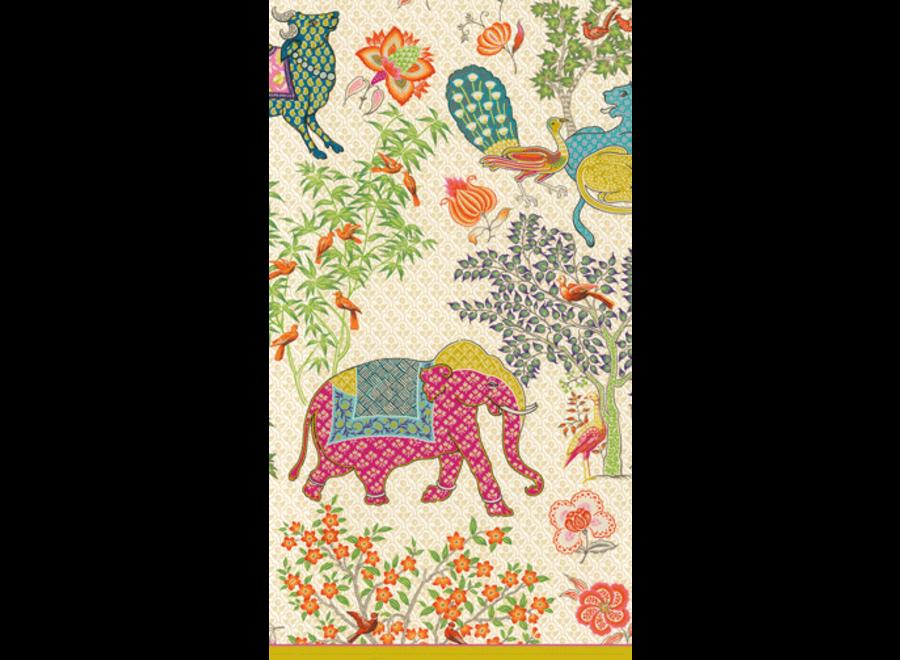 Le Jardin De Mysore Paper Guest Towel Napkins - 15 Per Package