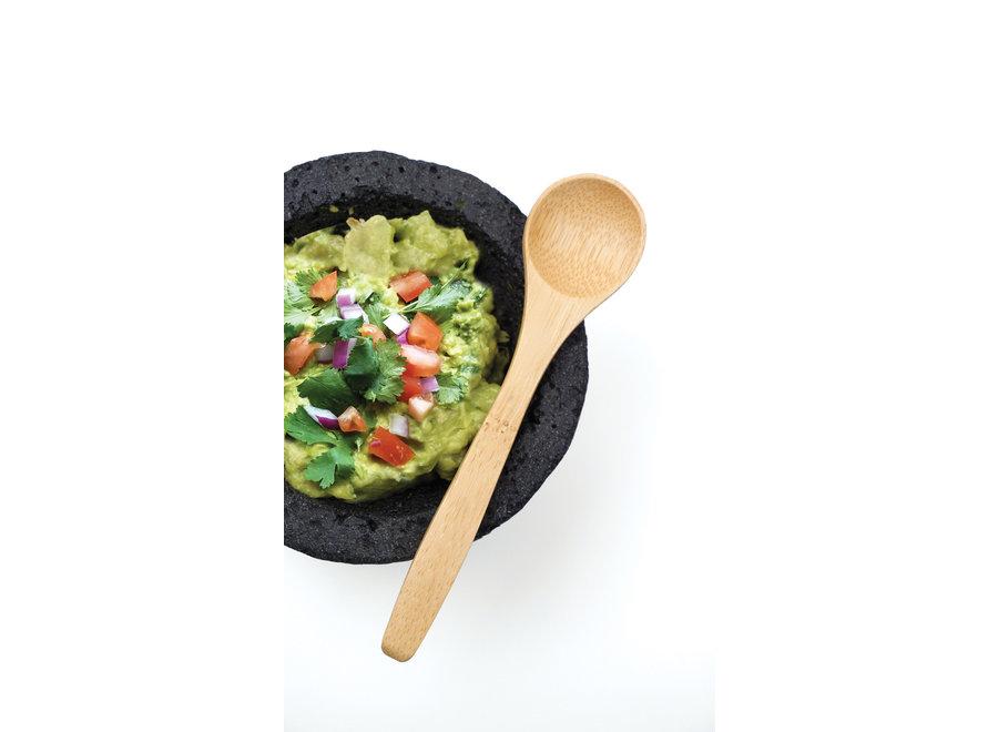 Bamboo Condiment Spoon