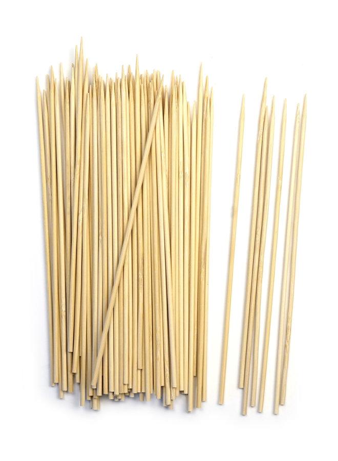 "Bamboo Round Skewer 8"""