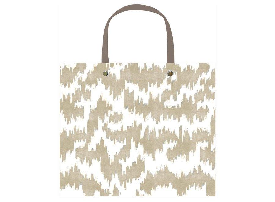 Modern Moiré Large Gift Bag - 1 Each