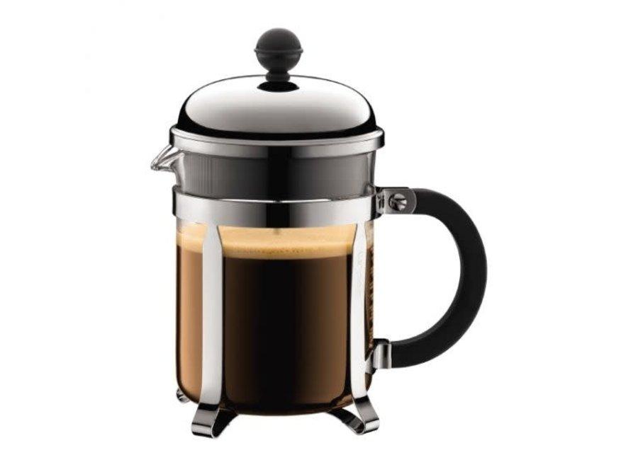CHAMBORD® Coffee maker, 4 cup, 0.5 l, 17 oz, Tritan plastic