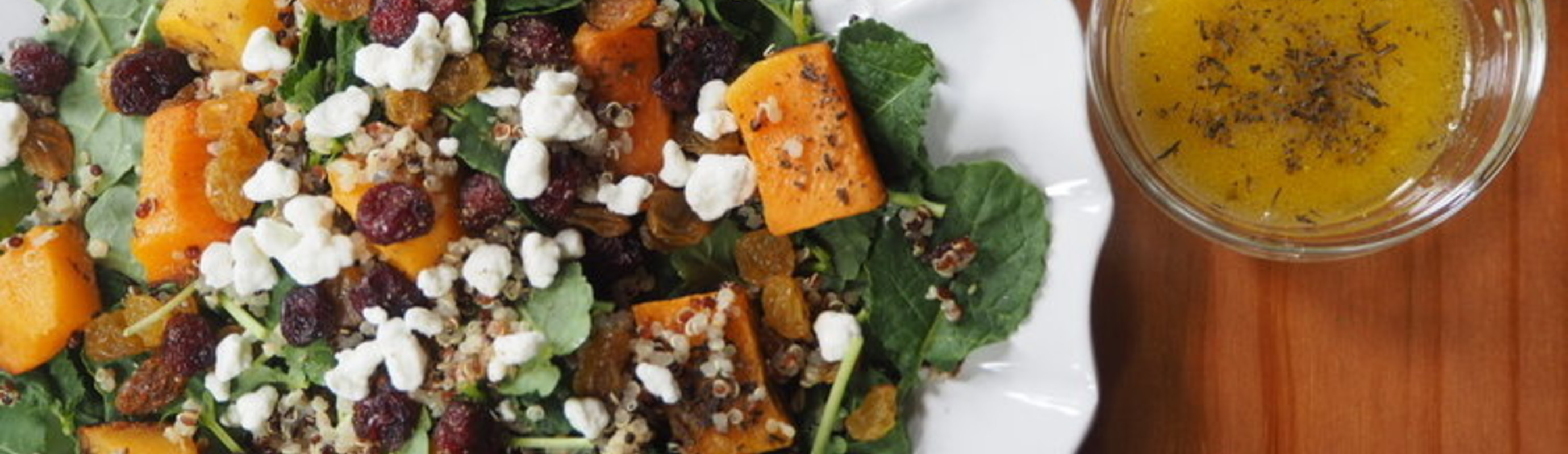 "Louis Sel's ""Say Hello to Fall"" Salad"