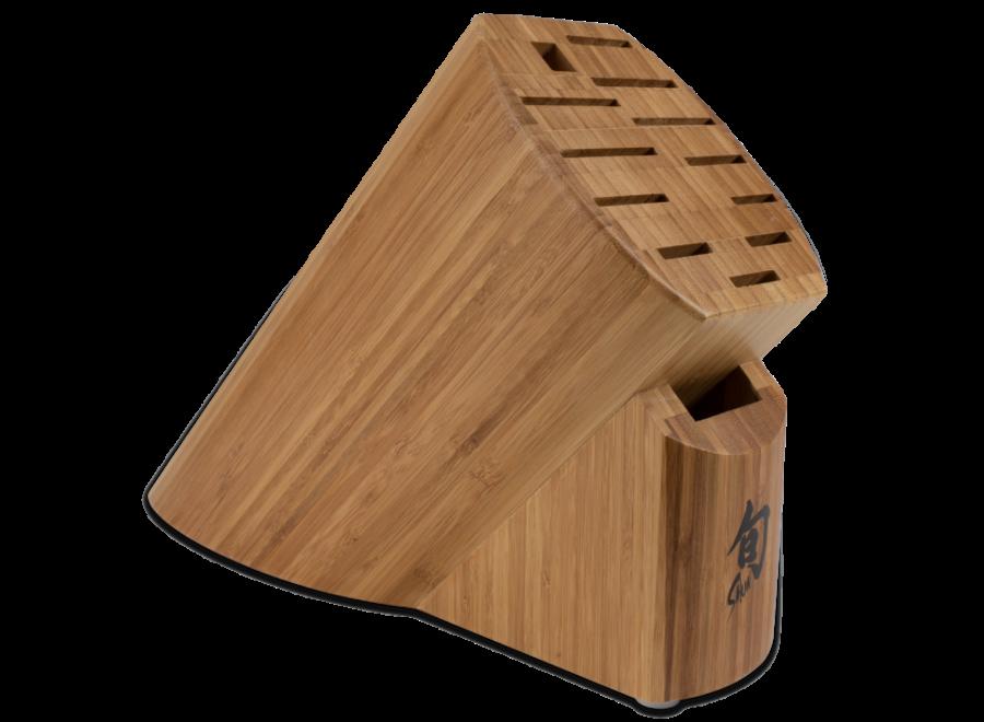Bamboo Block 13-Slot