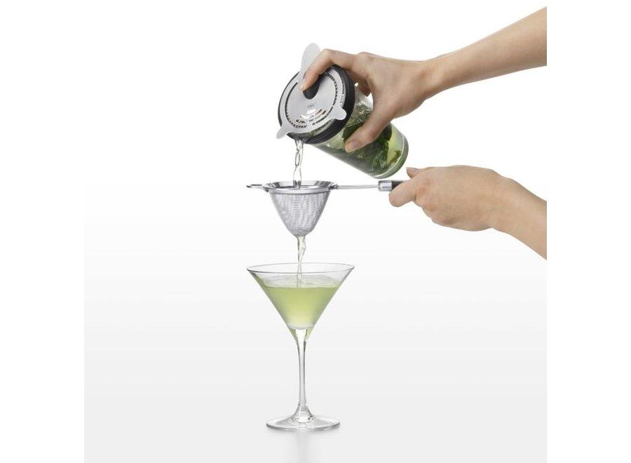 """SteeL Fine Mesh Cocktail 3"""" Strainer"""